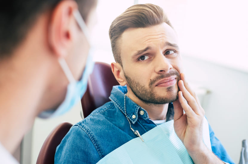Notfall Zahnarzt Schmerzen